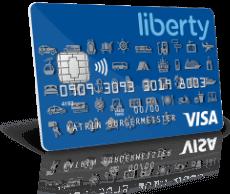 Erste Schritte mit Visa LibertyCard