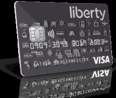 Primi passi con Visa LibertyCard Plus.