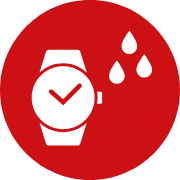 Wasserdicht icon