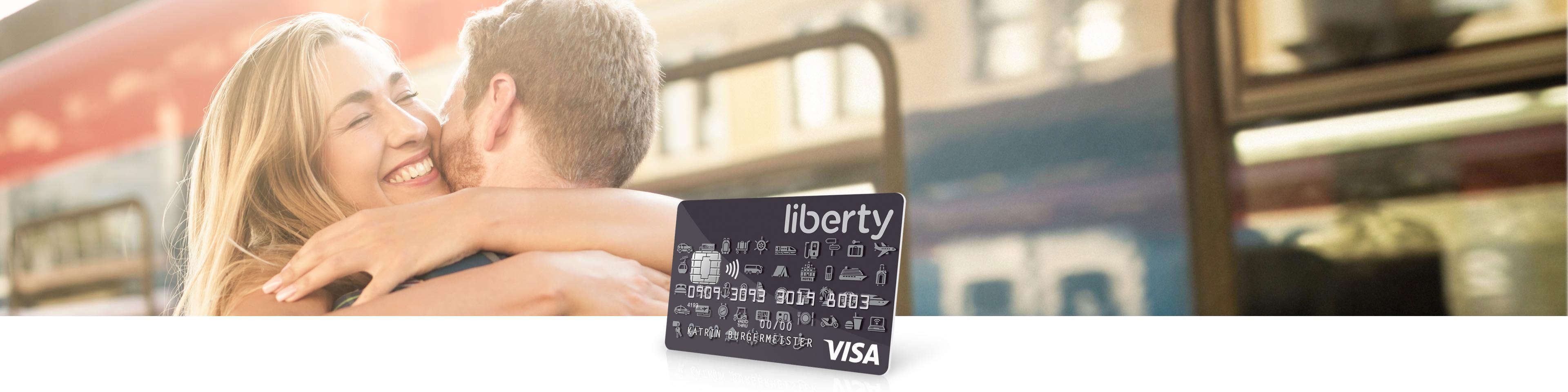 Visa LibertyCard Plus Kreditkarte