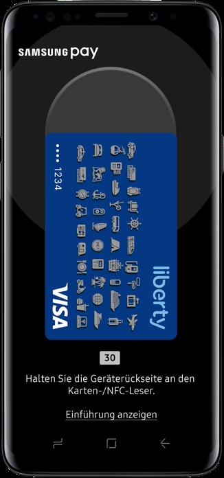 Samsung Pay einrichten