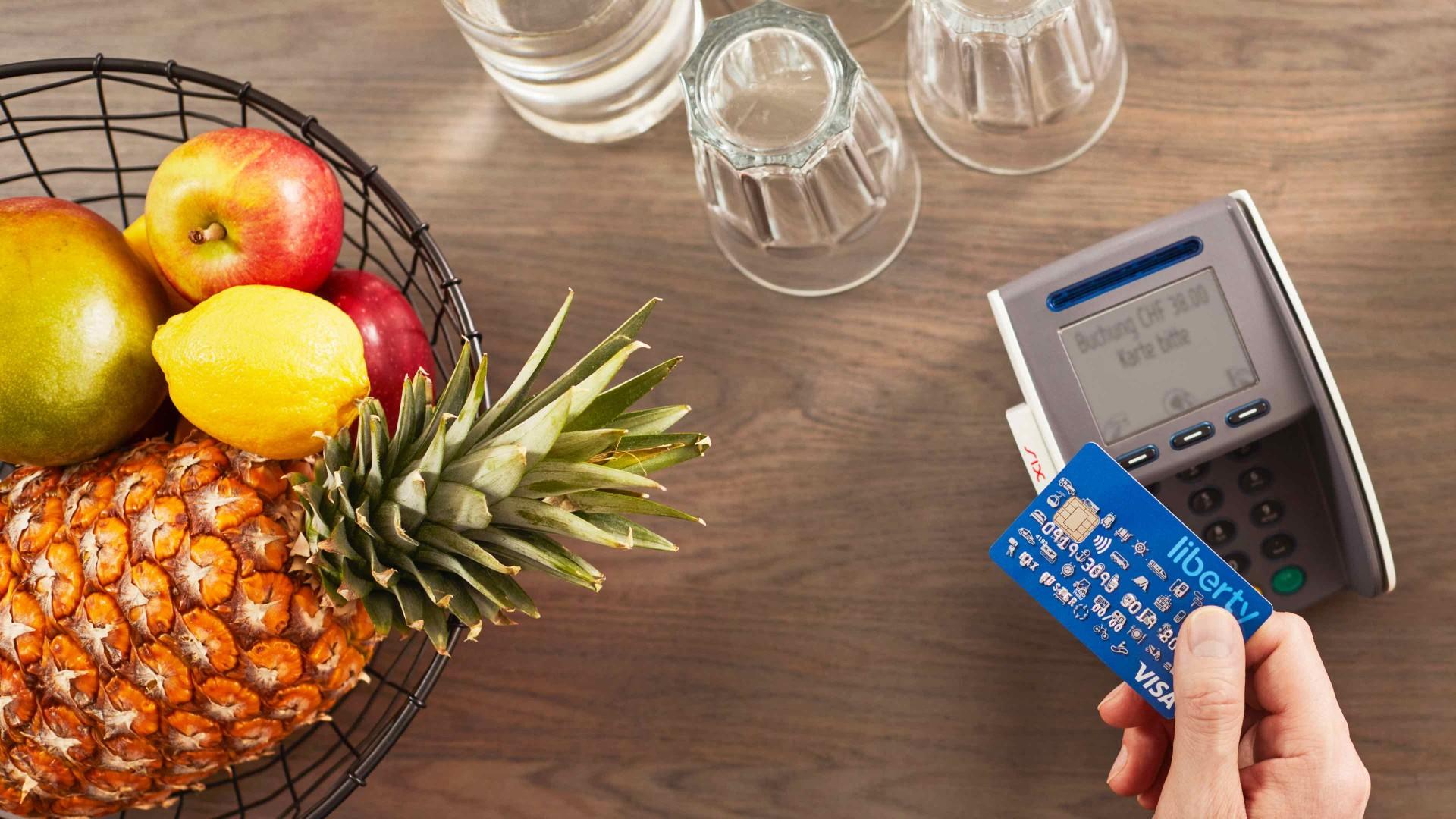 Visa LibertyCard Kreditkarte